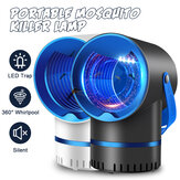 5W USB Electric Mosquito Insect Killer Trap Lamp Bug Zapper Pest LED Night Light DC5V