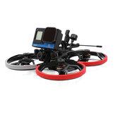 GEPRC CineLog30 النظير 126 مم 3 بوصة 4S FPV Racing Drone PNP BNF w / F4 AIO 35A ESC 600mW VTX Caddx Ratel 2 1200TVL الة تصوير