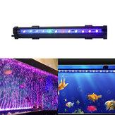 Akvaryum Çok Renkli Balık Tankı LED Işıklar Sualtı Su Geçirmez Lamba