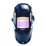 Solar12 Powered Auto Darkening Casque de soudage Arc Tig Mig Grinding Welderr Mask