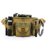 Tactical Hiking Sport Waist Cintura Borsa