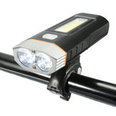 5-Modes Bike Light USB Rechargeable 500 Lumens Bicycle Lamp Front Headlight Flashlight MTB Bicycle Accessories