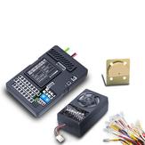 1 компл. G.T.Power Контейнеровоз APP Управление освещением и системой голосовой вибрации PRO для Rc Авто Запчасти