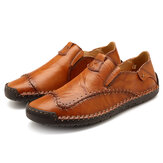 Menico Big Size Soft Slip-on Mocassini