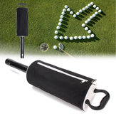 Portable Golf Shag Bolsa 60 Bolas Conveniente Hop-pocket Recoger Bolsa Ball Storage