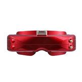SKYZONE SKY04X OLED 5.8GHz 48CH Steadyview-ontvanger 1280X960 Display FPV-bril Ondersteuning DVR met Head Tracker-ventilator voor RC Racing Drone