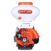 A gasolina agrícola do pulverizador do espanador da névoa de 3WF-3B 41.5CC 26L pôs o ventilador da trouxa
