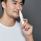 XIAOMI IPX5 Nose Hair Trimmer Eyebrow Clipper Sharp Blade Co