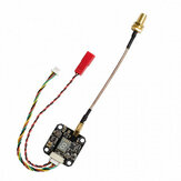 AKK FX3 5.8Ghz 37CH 25/200/400/600mW Switchable FPV Transmitter VTX with MMCX Integrated OSD FC