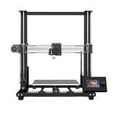 Anet® A8 Plus DIY Kit de impresora 3D 300 * 300 * 350 mm Tamaño de impresión con pantalla móvil magnética / Soporte dual en el eje Z Cinturón Ajuste