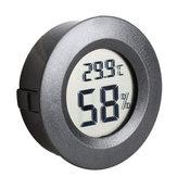 ミニ液晶摂氏デジタル温度計湿度計フリーザーテスター温度湿度計検出
