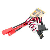 10A ESC Brushed Speed Controller For RC Car And Boat Without Brake