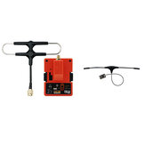 FrSky R9M 2019 900MHz Long Range Transmitter Module and R9 Mini OTA ACCESS RC Receiver with Mounted Super 8 and T antenna