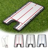 Acryl-Golf, der Spiegel-Ausrichtungs-Training setzt