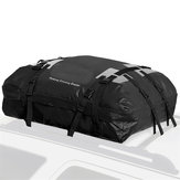 Outdoor Travel Car Roof Rack Bag Pack Waterproof Cargo Carrier Luggage Storage Pouch