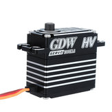 GDW DS820MG HV 25KG Coreless Metal Gear Digital Servo Para Modelos RC