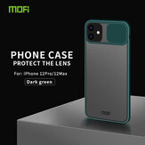 Mofi Anti-Hacker Peeping Sliding Lens Protection Cover Anti-scratch Translucent Protective For iPhone 12 Pro / For iPhone 12 Max 6.1 Cal