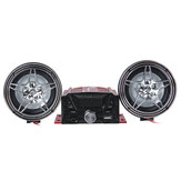 12 V Moto MP3 Altoparlante Audio remoto Sistema audio ATV UTV bluetooth Supporto SD USB MP3 FM Radio con equalizzatore