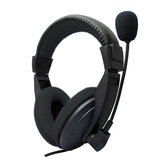 Bakeey S-750 3.5mm Gaming Headphone Casque Gamer Deep Bass fone de ouvido estéreo de jogos com microfone para PC XBOX PS4 Computador