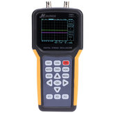 JH JDS2022A Double-channel Handheld Digital Oscilloscope 20MHz Bandwidth 200MSa/s Sample Rate Automotive Oscilloscope