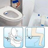 Akıllı Klozet Bide Yıkama Sıhhi Cihaz Elektrikli Olmayan Tuvalet Adsorpsiyonu Tip Akıllı Temizleme Cihazı
