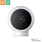 XIAOMI Mijia 2K Smart Home Security Camera 1296P WiFi IP Camera 940nm Night Vision Two-way Audio AI Human Detection Wireless Indoor Camera APP Remote Monitoring Video Cam Baby Monitor