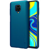 Nillkin Frosted Anti-Fingerprint PC Hard beskyttelsesetui til Xiaomi Redmi Note 9s / Xiaomi Redmi Note 9 PRO/Redmi Note 9 PRO Max Ikke-original