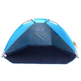 240 x 120 x 120cm Outdoor Beach Tent 2 Persons UV Protecting Ultralight Folding Fishing Sunshade