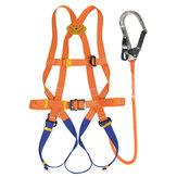 XINDA屋外岩登り高地5点保護アンチ秋のベルトの安全装置