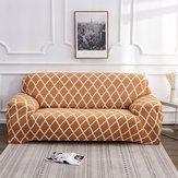 1/2/3/4 Seater Élastique Housse De Canapé Housse Canapé Stretch Floral Couch Protecteur De Chaise Couvre