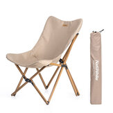 Naturehike 600D Oxford Ultra-Light Folding Chair Portable Removable Storage Fishing Chair BBQ Seat For Camping Travel Picnic Max Load 120kg