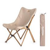 Naturehike600DOxfordUltra-LégerChaisePliante Portable Amovible De Stockage Chaise De Pêche BBQ Seat Pour Camping Voyage Pique-Nique Max Charge 120kg