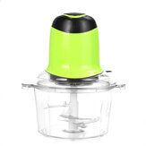 3L Capacity Meat Grinder Food Chopper Stainless Electric Kitchen Electric Chopper Meat Grinder Shredder