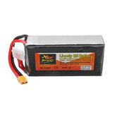 ZOP Power 22.2V 5000mah 75C 6S Lipo البطارية XT60 Plug for RC Drone