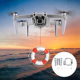 Drone Air Thrower Dispositivo de entrega de regalos para transporte con caída con tren de aterrizaje para DJI Mavic Air 2/Mavic Air 2S Cuadricóptero RC