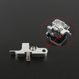 3Pcs Titan Aero Aluminum Alloy Extruder Idler Arm  For Titan Aero Extruder 1.75mm Prusa i3 MK2 3D Printer