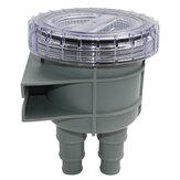 Marine Motor Meerwasserfilterablauf Pumpe Meerwasserfilter-Rohrleitungssystem Bootseinlass Mehrfachschnittstelle