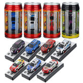 WLtoys Mini Coke Can Speed ​​RC Pilot zdalnego sterowania Micro Race