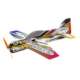 Dancing Wings Hobby SAKURA E210 420 mm Spanwijdte EPP Mini 3D Aerobatic Indoor Aircraft RC Vliegtuig KIT / PNP