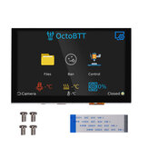 BIGTREETECH® PITFT50 V1.0 Touch Screen 5 inch DSI 800 x 480 Capacitive Screen LCD Display for Octoprint Raspberry Pi 4 3B Plus 2B