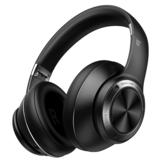 Picun B27 bluetooth 5.0 Auriculares Juegos de baja latencia Active Cancelación de ruido en la oreja y sobre la oreja Auriculares Auriculares inalámbricos Carga rápida USB con graves profundos de alta fidelidad