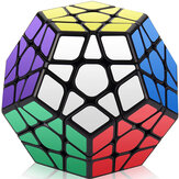 Qiyi Five Magic Cube Professional Level 3 Five Magic Cube 12 Gezichtsvertraging Decompressiemagie Cube Puzzel Onderwijs