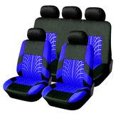 Mobil Universal 5 Kepala Depan Kursi Belakang Meliputi Bantal Pelindung 9 Pcs Set Lengkap