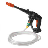 1000W High Pressure Cordless Car Washer Portable Washing Spray Guns Water Cleaner For 18V MAKITA Battery