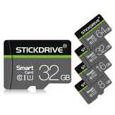StickDrive 8GB 16GB 32GB 64GB 128GB Class 10 High Speed TF Memory Card With Card Adapter For Mobile Phone for iPhone for Samsung Huawei Redmi Note 9s/ Poco F2 Pro