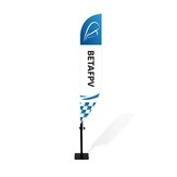 BETAFPV Xmas Series Race Flag Warp Knitted Fabric for FPV Racing RC Drone