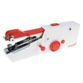 Mini elektrický šicí stroj ruční přenosný domácí šicí stroj