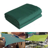 3/4/5M Tent Sunshade Heavy Duty Sail Canopy Outdoor Camping Patio Garden Shelter Car UV Screen
