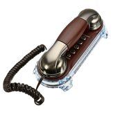 Wall Mounted Telephone Corded Phone Landline Antique Retro Telephones For Home Office Hotel