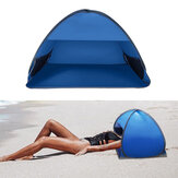 70x50x45cm Waterproof Automic Opening Portable Travel Mini Tent Anti-UV Beach Sunshade Awning